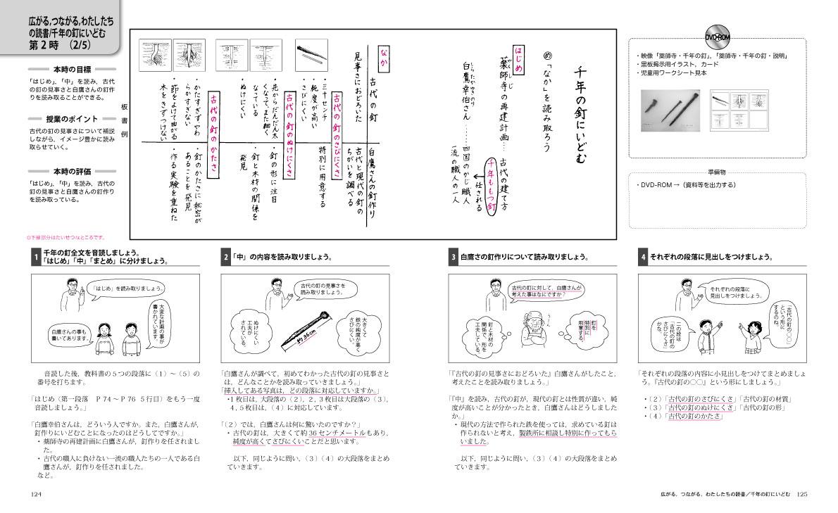 まるごと授業 国語1~6年(下 ...